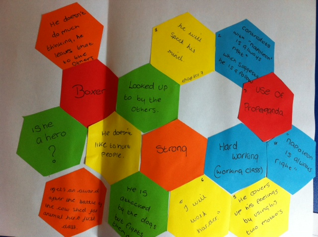 Experiments With Hexagons (3/3)